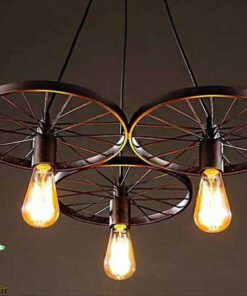لامپ کافه