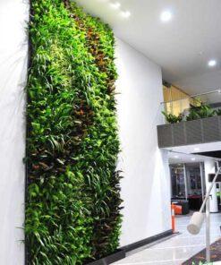 دیوار سبز