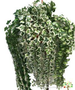 گل آویز مصنوعی | ریسه برگ مصنوعی متراکم