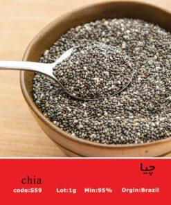 بذر گیاه چیا Chia