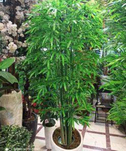 درختچه مصنوعی بامبو خیزران