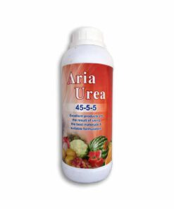 aria urea 45-5-5 کود نیتروژن به صورت کلی و جزئی