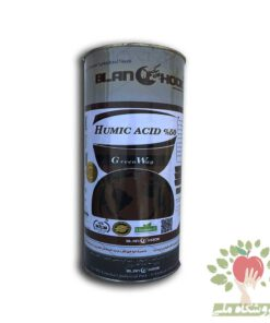 کود هیومیک اسید کامل کیمیا | کود هیومیک اسید پودری 50 درصد در بسته بندی یک کیلوگرمی | حاوی اسید هیومیک ، آمینو اسید آزاد ، اسید فولویک ، پتاسیم و جلبک دریایی