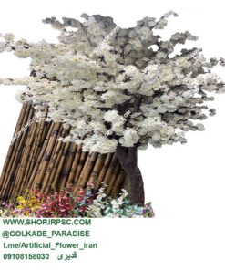 درخت شکوفه های بهاری مصنوعی